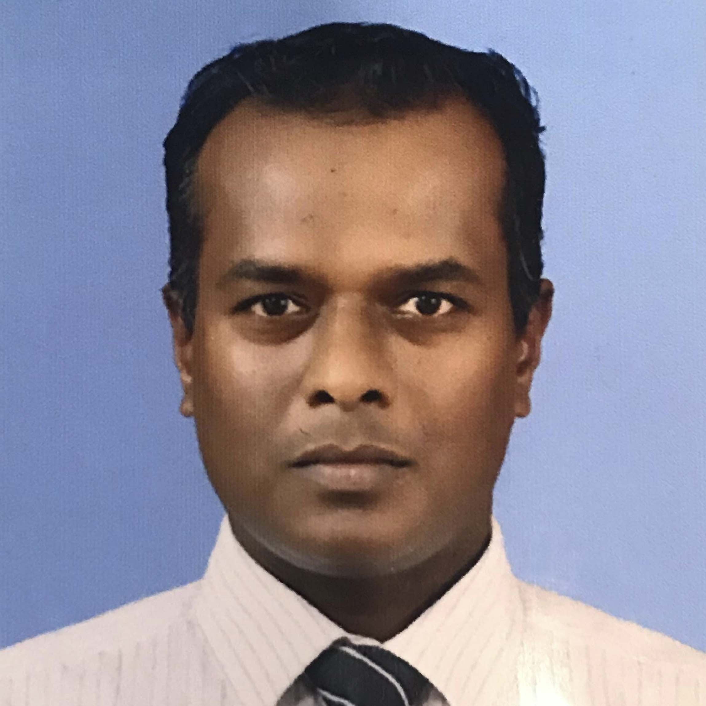 Dr. Nalin Warnajith