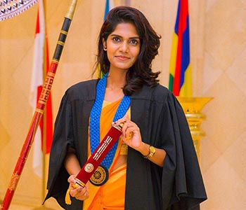 the image of convocation